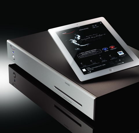 discovery hifi : MAN301 - Reference Music Archive Network Player