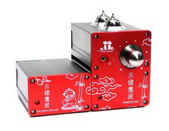 Little Country III - Tube Headphone Amplifier/Preamplifier