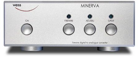 Weiss Minerva - The Ultimate DAC for High Resolution Audio